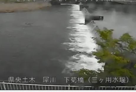水位 菊川