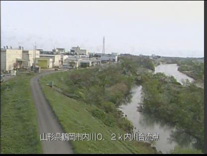 山形 河川 ライブ カメラ