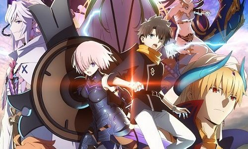 Fate/Grand Order絶対魔獣戦線バビロニア(1期)のアニメ無料動画を全話一気にフル視聴する方法まとめ!