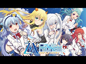 Z/X(ゼクス) Code reunion1期のアニメ無料動画を全話一気にフル視聴する方法まとめ!